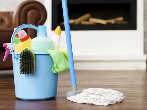 Limpeza ao Domícilio