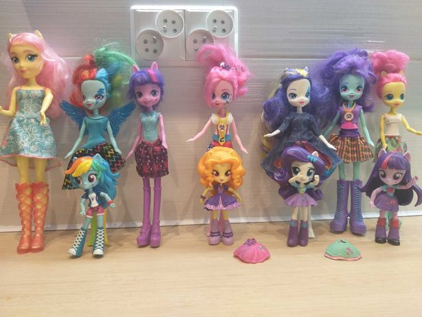 Lalki Equestria Girls