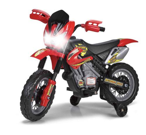 Mota Eletrica / Motorbike Cross 400F 6v da Feber