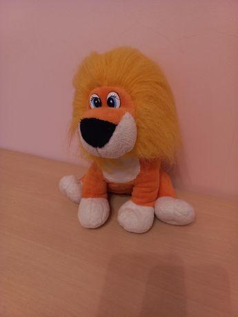 М'яка іграшка - лев