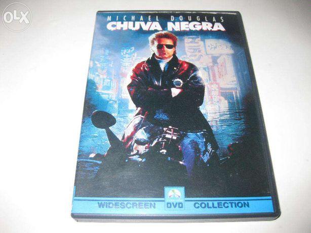 "DVD ""Chuva Negra"" com Michael Douglas/ DVD Raro"