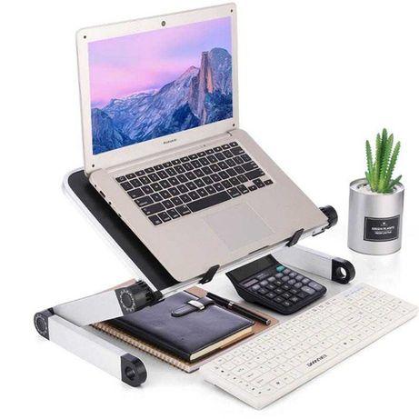Столик, подставка складная для ноутбука и книг TECH BUDDY. РАСПРОДАЖА