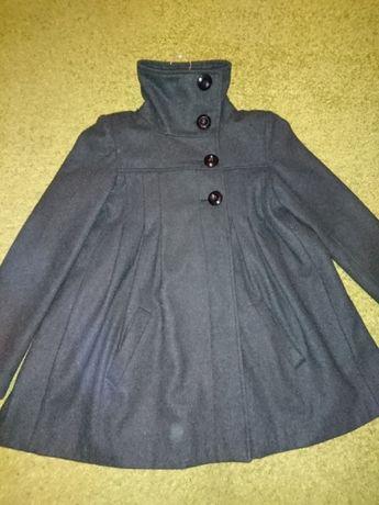 Vero Moda Płaszcz wełniany 38 wysyłka gratis