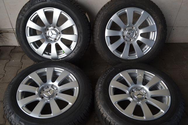 Koła Aluminiowe Mercedes A B C E CLA 5x112 7J16 ET 38 nr. 1642