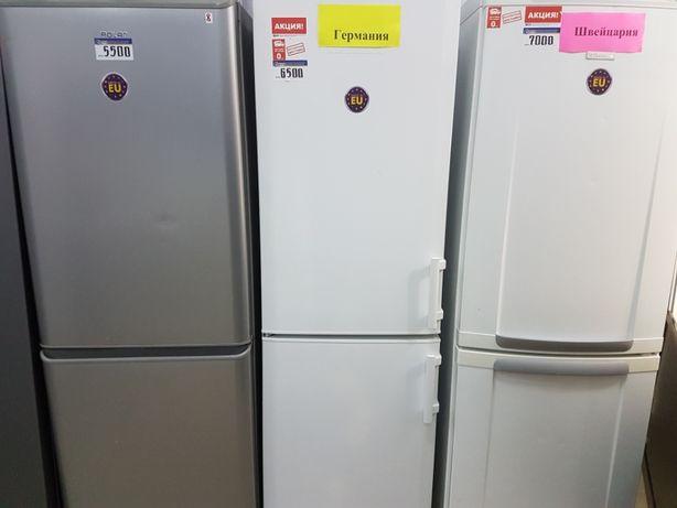 Холодильник из Европы состояние нового!