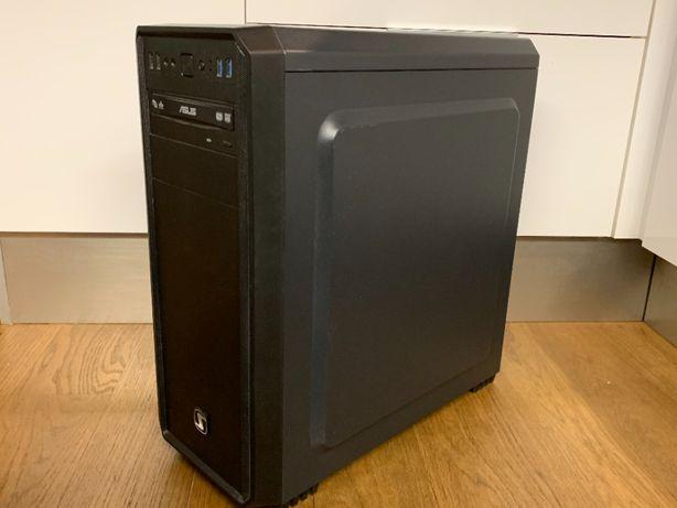 Komputer do gier GTX 1060, I5-6400, 1TB, gamingowy
