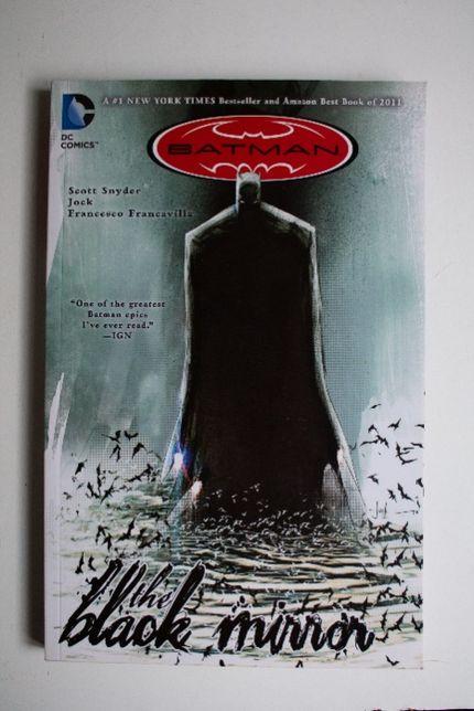 Batman The Black Mirror SC wydanie zbiorcze (komiks USA)