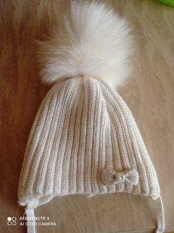 Продам шапочку для новорожденного.