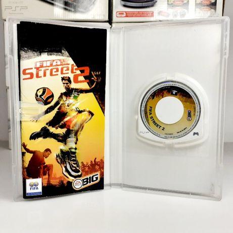 FIFA STREET 2 sony psp #97