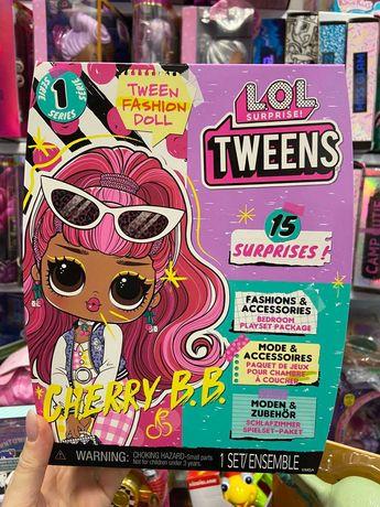 Кукла лол L.O.L. Surprise! серии Tweens – Черри Леди твинс Оригинал