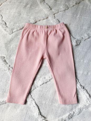 Getry legginsy prazkowane zara 80