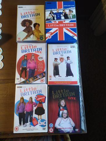 """Dvd Séries """"Little Britain"""" (Comédia)"""