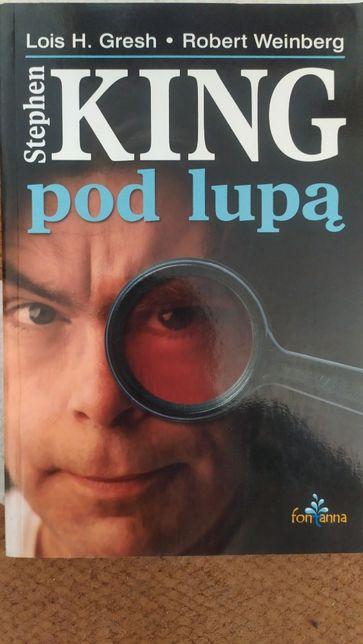 Książka Stephen King pod lupą