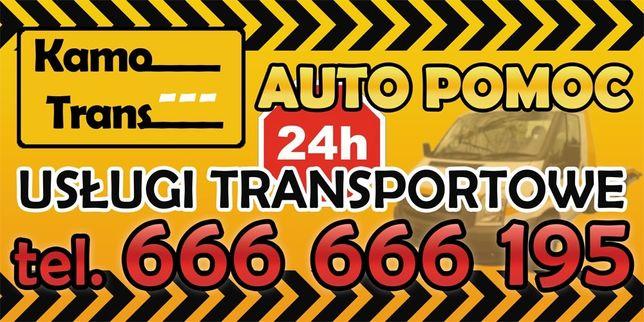 Wynajem autolawet, Busy,Laweta, Przyczepki, usługi transportowe
