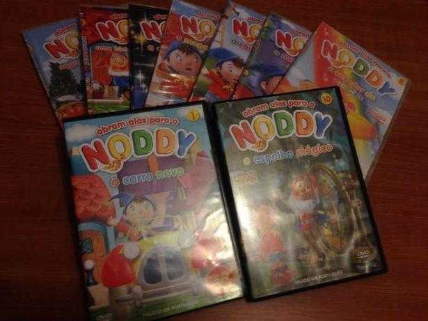 Filmes Noddy do 1 ao 10