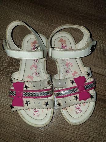 Nelli blu sandały dla dziewczynki rozmiar 30