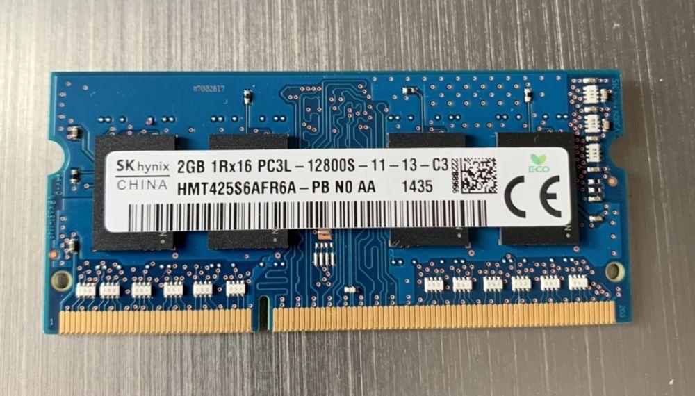 DDR3 SO-DIMM Hynix 1600 2Gb Киев - изображение 1