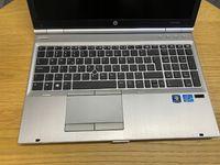 Laptop HP Elitebook 8570p i7 / 8 GB / 256 SSD