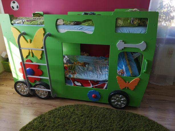 Łóżko piętrowe, Happy bus super