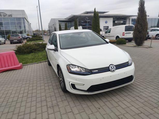 ЕЛЕКТРОМОБІЛЬ! VW E-Golf 2015, Quick Charge, Led, Автомат, Шкіра