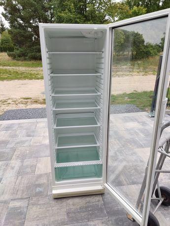 Witryna przeszklona, chłodziarka Electrolux, lodówka szyba, 174 cm