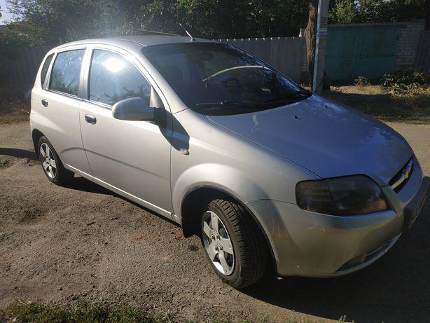 Chevrolet Aveo Шевроле Авео 2006