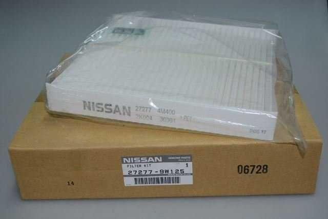 Салонный фильтр NISSAN LEAF