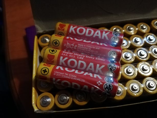 Baterie AAA Kodak