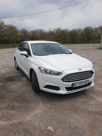 Ford Fusion 2.5 2014 USA
