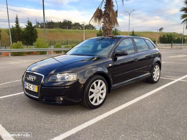 Audi A3 Sportback 1.6 FSi S-line