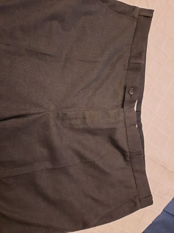 Spodnie garniturowe meskie XXL pas 116cm