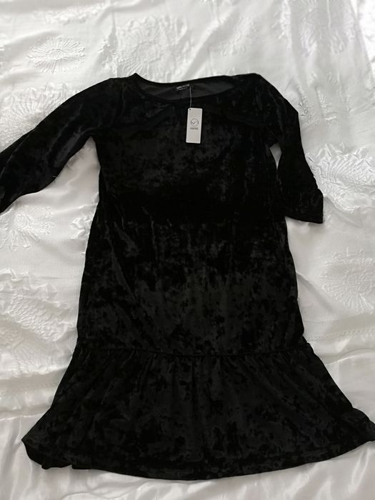 Sukienka welurowa Brzezinka - image 1
