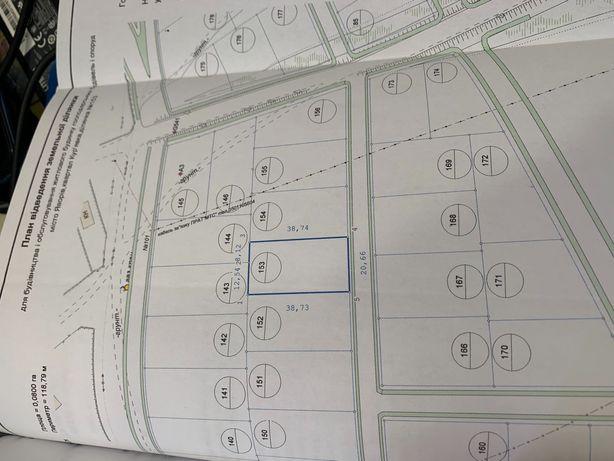 Земельна ділянка 16 соток в м.Яворів