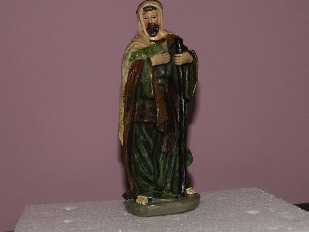 Józef - Figurka do Szopki Bożonarodzeniowej 14 cm Szopka Stajenka