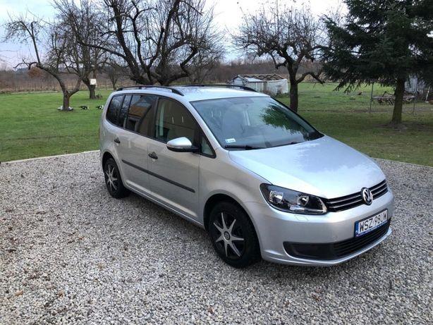 Sprzedam samochód marki Volkswagen touran