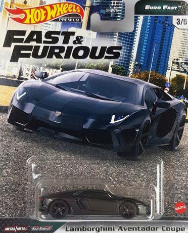 Hot Wheels Fast and furious Lamborghini