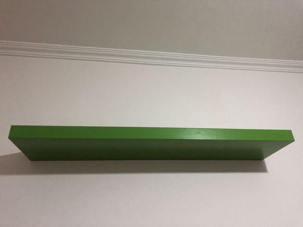 2 prateleiras ikea ( verdes )