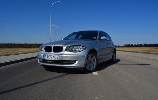 BMW 116i E87 zadbane/zamiana