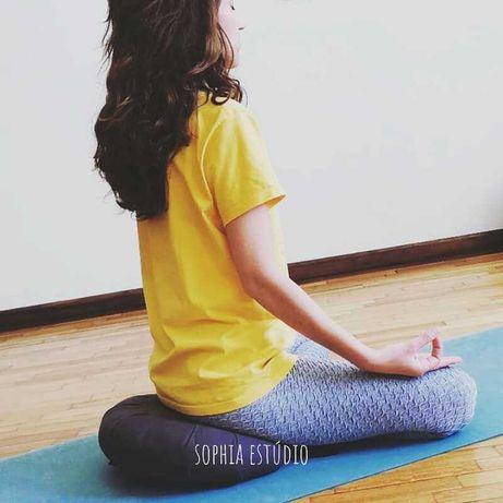 Almofada de meditação - Zafu