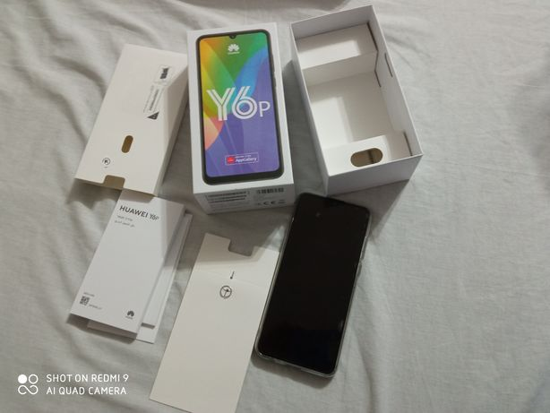 Huawei y6p smartfon