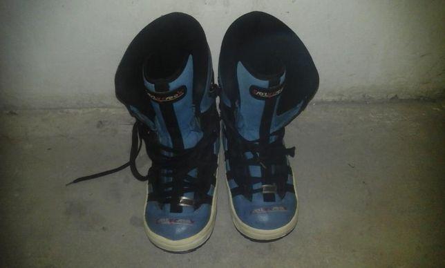 buty snowbordowe rozmiar 45 (wkładka 29cm)