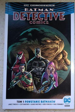 Batman Detective Comics Tom 1 'Powstanie Batmanów' [Egmont]