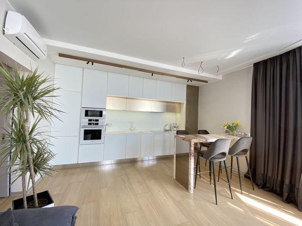Стильная 2-х комнатная квартира в 45 Жемчужина Каманина Аркадия