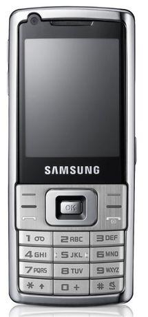 Samsung L700 srebrny seniorfon prosta obsługa Seniorfon Sklep ARDA