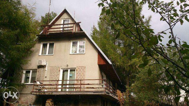 wynajmę całoroczny dom Gawrych Ruda(200 m do jeziora) koło Suwałk