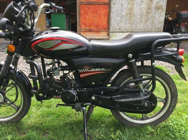Мотоцикл Spark 125c-2x