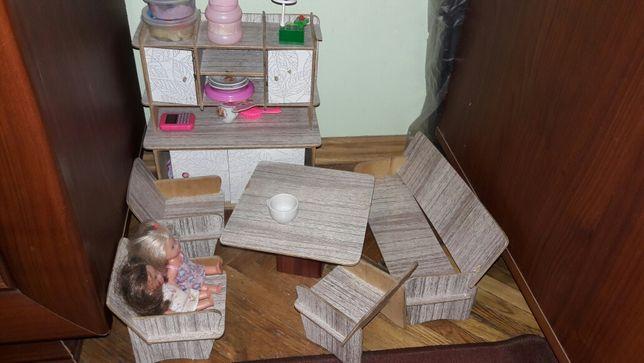 Іграшкові меблі кухня