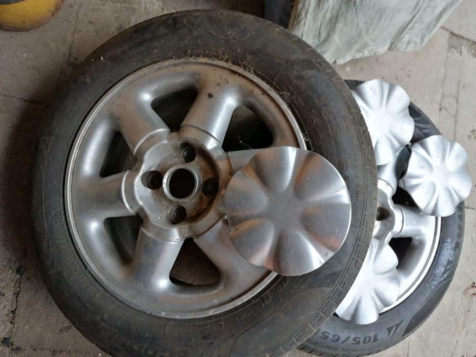 opony plus felgi aluminiowe Rzeszów - image 1