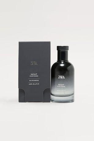 Zara night pour homme parfum  мужские духи парфюм 100мл