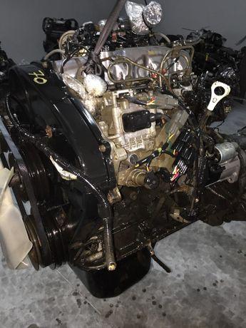 motor mitsubishi strakar l200 2.5td bomba electrica 2005